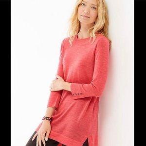 🐝SALE🐝 J Jill Merino Wool Tunic